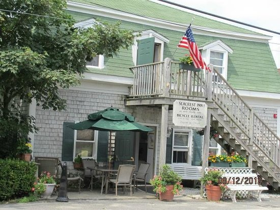 The Seacrest Inn: Seacrest Welcomes Guests