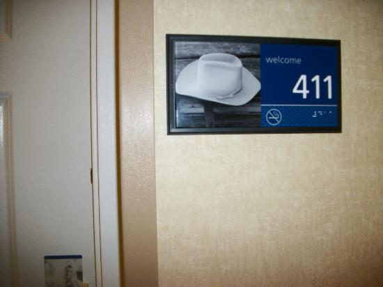 Hampton Inn Long Island/Islandia: Our room