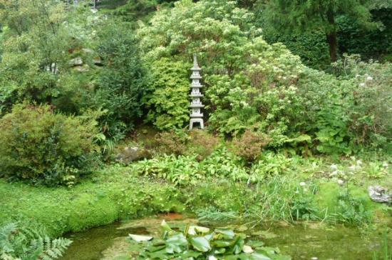 Jard n japones de powerscourt gardens picture of irlanda for Jardin spanish