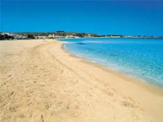 B&B Sicilia Bedda: Le spiagge di San Leone,Ag.