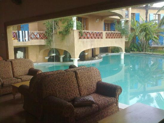 Quinta de Lagoa: piscina 2