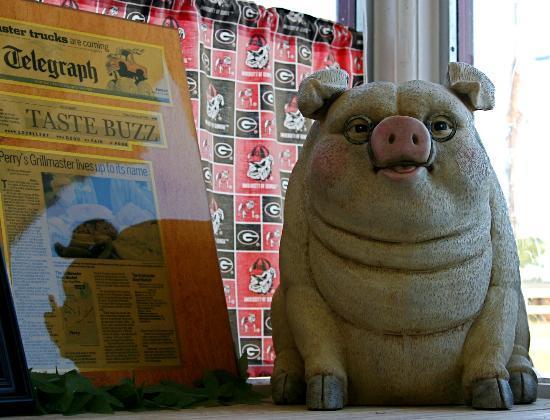 Grillmaster : Mr PIG