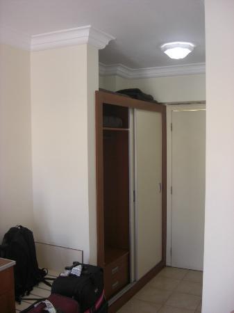 Sayanora Hotel: Zimmer im Sayanora