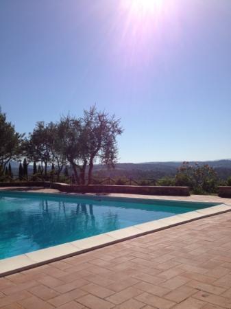 Fattoria Argiano in Chianti : pool