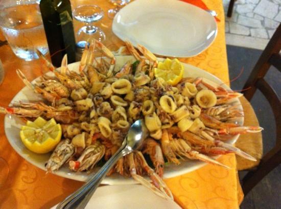 Osteria Il Braciere : ...fritturinaaa...!!!