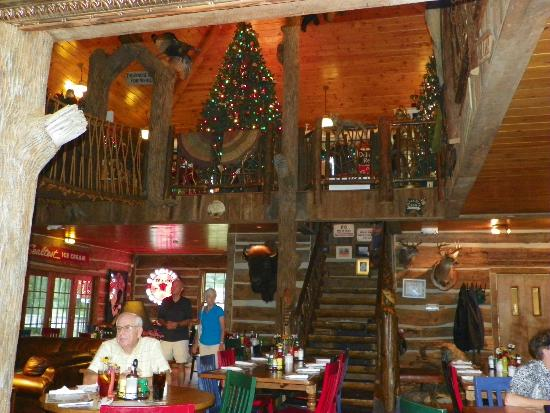 The Swinging Bridge Restaurant: Gift Shop