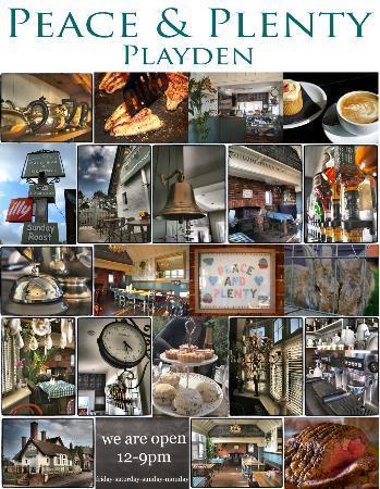 Peace and Plenty Restaurant: Snapshots of Peace and Plenty Rye