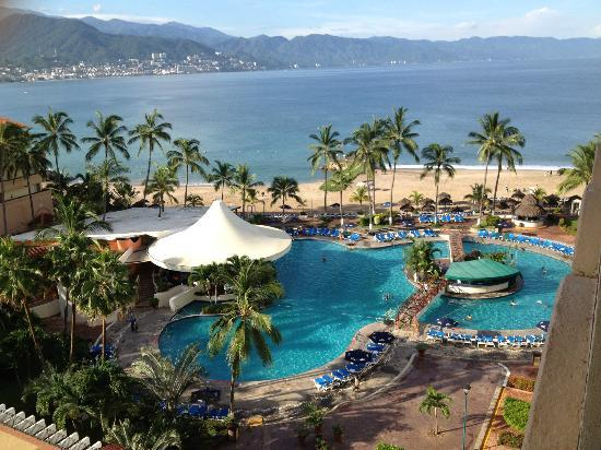Sunscape Puerto Vallarta Resort & Spa: swim up bar