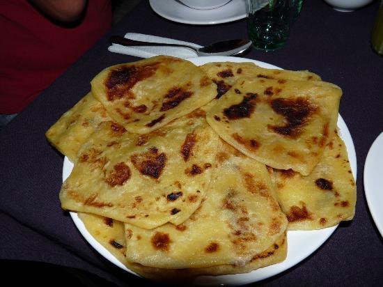 Riad Dar-K : Salle à manger - crêpes