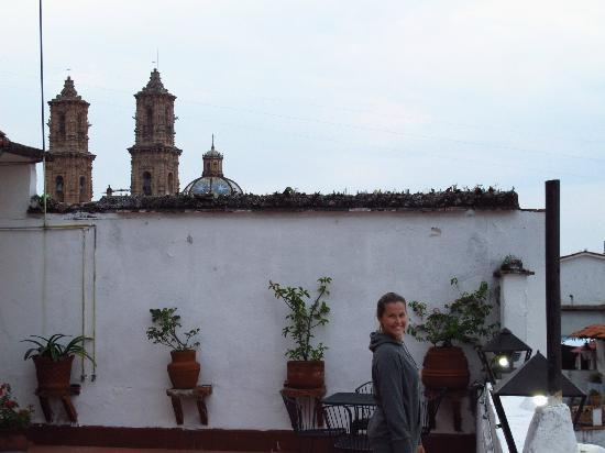 Casa Grande: rooftop