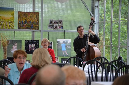 Patowmack Farm: Jazz duet