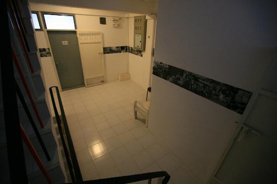 De Talak Hostel: Inside