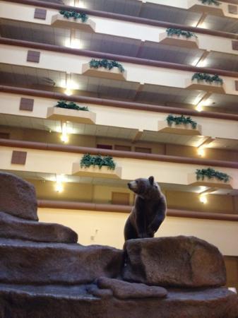 Holiday Inn Great Falls: lobby
