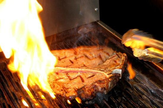 Firefly Churrascaria Chargrill & Bar: Fantastic selection of Steaks