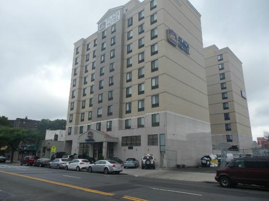Best Western Plaza Hotel: Hotel