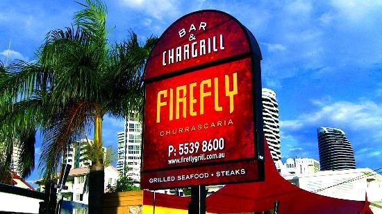 Firefly Churrascaria Chargrill & Bar