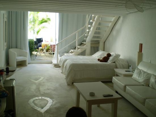 Perola Buzios Hotel: nuestra habitacion