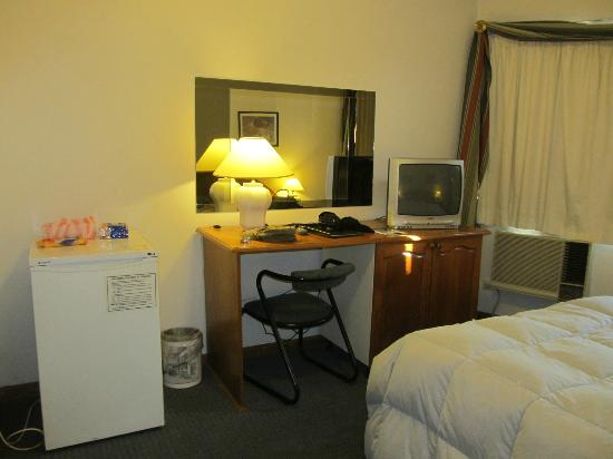 Apart Hotel Alvear: habitacion