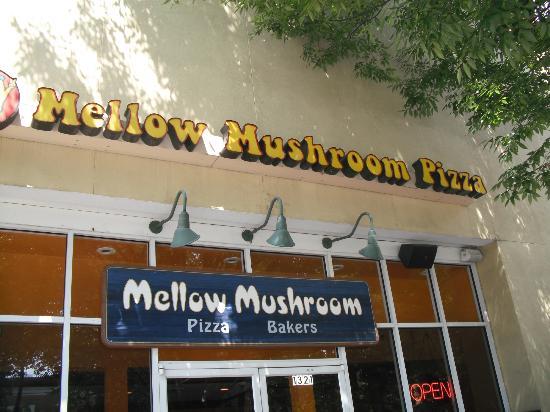 Mellow Mushroom: Yum!
