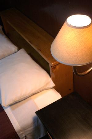 Hotel Ajau : Bed.