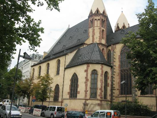 St. Leonard Church (Leonhardskirche)