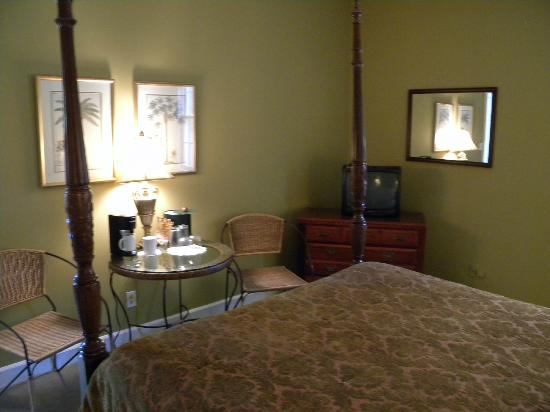 Barksdale House Inn : Bedroom