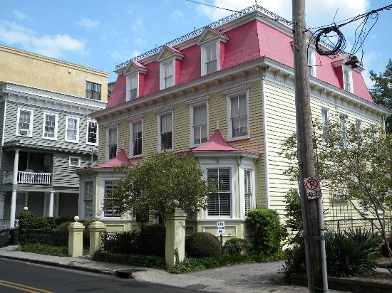 Barksdale House Inn: Barksdale Inn front