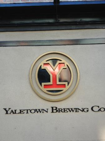 The Yaletown Brewing Company Logo
