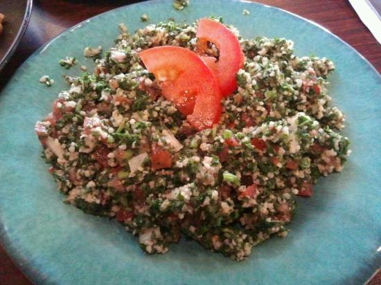 Chickpea Cafe: Tabouleh