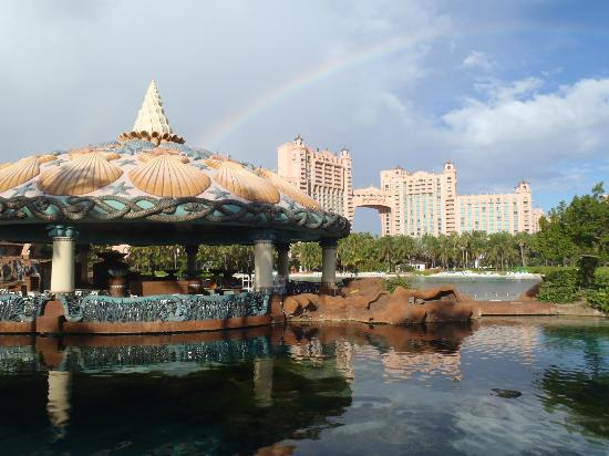The Beach at Atlantis, Autograph Collection: Great weather