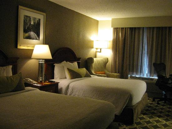 Hilton Garden Inn Burlington: Room