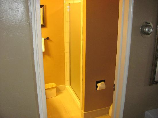 Best Western Carmel's Town House Lodge: Bathroom