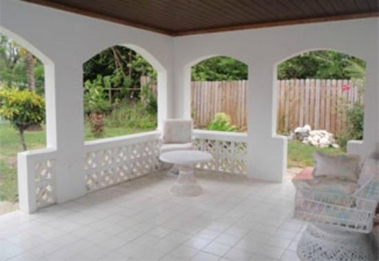 Ocean Harmony: Front Porch