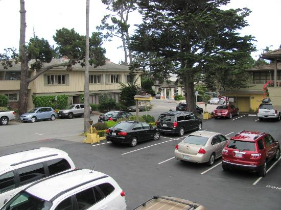 Best Western Carmel's Town House Lodge: Nice view