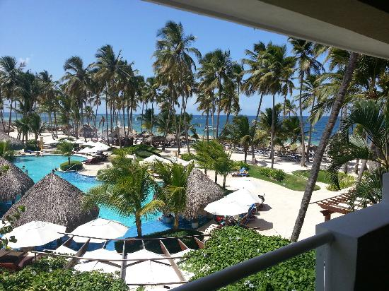 Dreams Palm Beach Punta Cana View From The Room