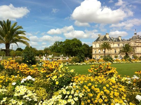 Hotel Andre Latin: Luxembourg Garden