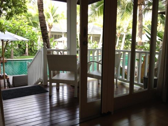 Rest Detail Hotel Hua Hin: pool village