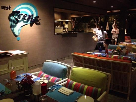 Rest Detail Hotel Hua Hin: rest scene restaurant