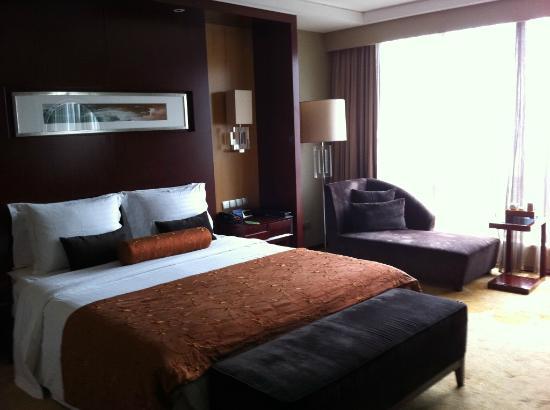 Chongqing Jinjiang Oriental Hotel: comes with sofa
