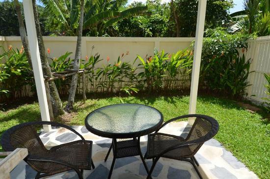 Phuket Riviera Villas - Private Garden