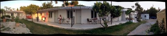 Villa Fabulite : le camere