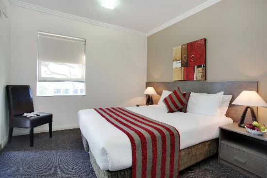 Quality Apartments Camperdown: Studio Room Parramatta Road
