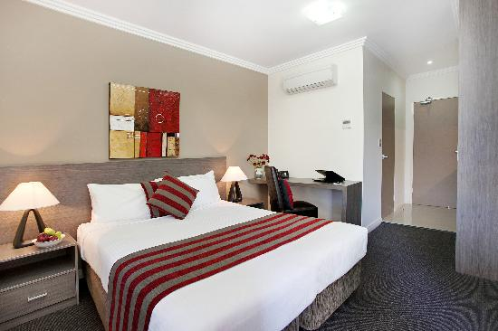 Quality Apartments Camperdown : Studio Room Parramatta Road