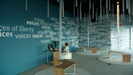 Museum of Jewish Heritage: Voice of Liberty