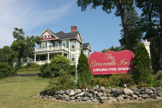 Greenville Inn at Moosehead Lake: The Inn