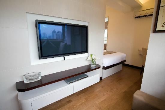 CHI Residences 393: CHI 393 Plasma TV