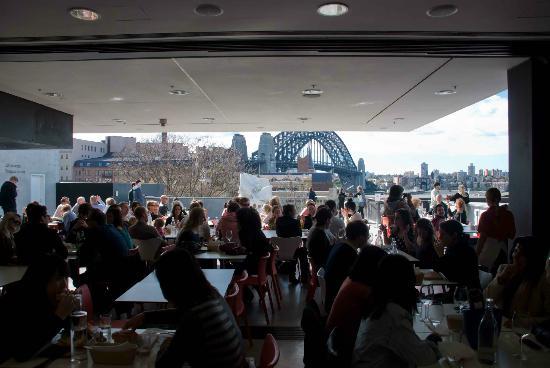 Mca Cafe Review