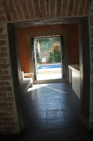 Hotel Casa Tota: Entrance