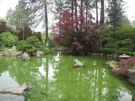 Manito Park: Japanese Garden