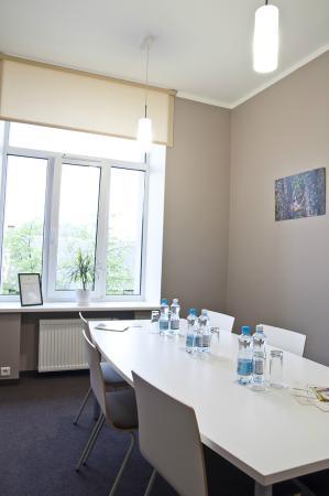 Corner Hotel: Meeting room
